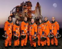 STS-118 NASA Crew Portrait (Prior to Crew Change)